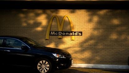 麥當勞測試語音啟動的智能得來速(圖片:AFP)