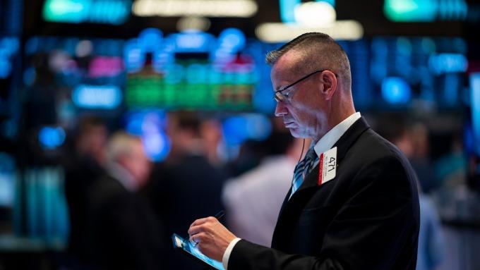 週五美擴大貿易黑名單,標普連二日盤中觸及歷史新高。(圖片:AFP)
