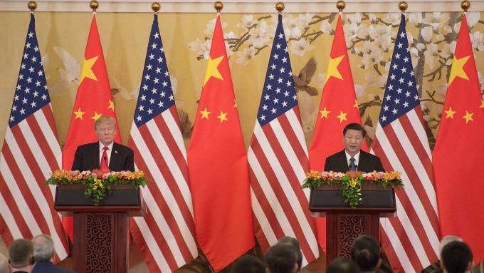 G20前下馬威?美貿易黑名單擴大 。(圖片:AFP)