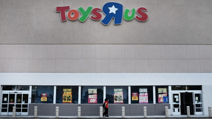 捲土重來!傳玩具反斗城今年至少開設2家體驗店 明年計畫開更多家(圖片:AFP)