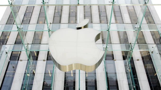 外媒:蘋果在OLED面板的採購量過低、三星將求償數億美元!(圖片:AFP)