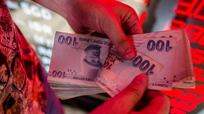 伊斯坦堡市長重選反對派大勝 土耳其里拉兌美元攀升(圖片:AFP)