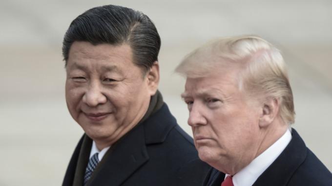 大陸商務部:美方應解除對中國企業不當管制(圖片:AFP)