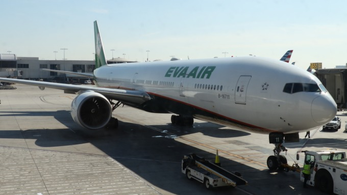 EVA Air's 3Q19 booking rate is not as good as expected