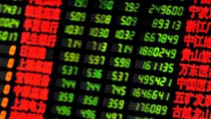 A股納富時羅素指數,外資看好A股可望從散戶市躍升機構市。(圖:AFP)