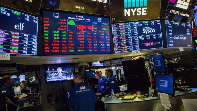 美股雖創新高 但證諸歷史 下半年走勢不容樂觀(圖:AFP)