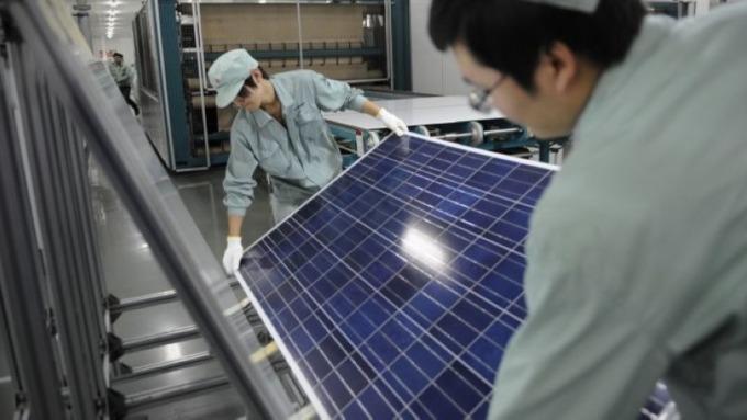 受美方壓力 傳華為已關閉美國太陽能逆變器銷售業務 圖片:AFP