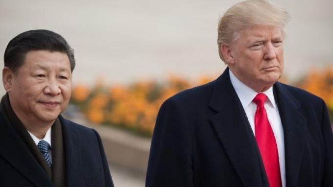美國會施壓川普:與習近平會晤時 需在華為問題上保持強硬 圖片:AFP