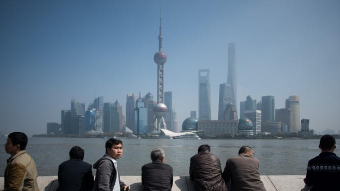 中國消費市場萎縮、又一日資撤出當地市場。(圖片:AFP)