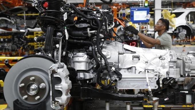 硬脫歐有苦果!英國汽車業每分鐘將損失5萬英鎊 (圖:AFP)