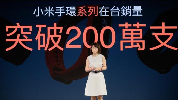 小米台灣總經理羅燕。(圖片:台灣小米提供)