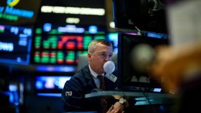 摩根大通:這次美股反彈有問題,可從週期性股票與小型股嗅端倪。(圖片:AFP)