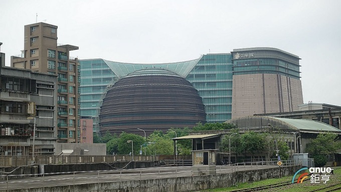 台北市京華城土地及建物標售案今天三度流標。(鉅亨網記者張欽發攝)