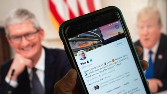華為禁令上路誰受惠?傳蘋果樂孜孜提升了iPhone產量 圖片:AFP