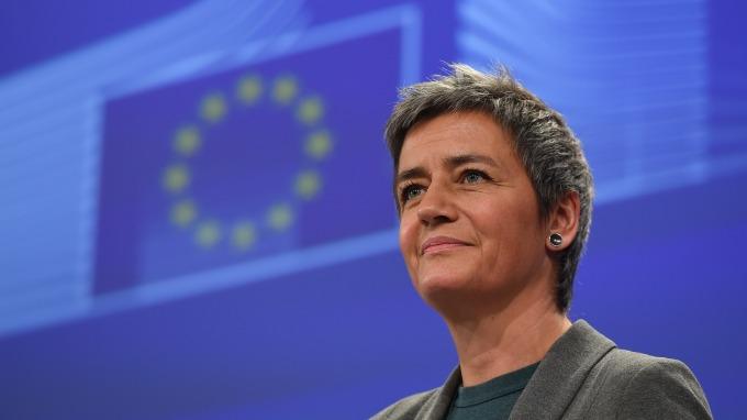 Canon違反歐盟競爭法、遭罰2800萬歐元。(圖片:AFP)