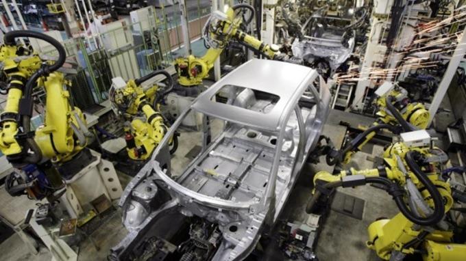 〈分析〉中國機器人產業成長靠「三力」(圖片:AFP)
