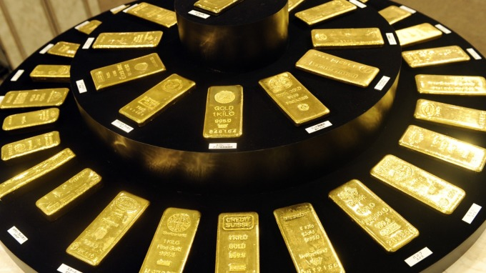 投機者看多黃金意願上升 連4週大增多頭部位(圖片:AFP)