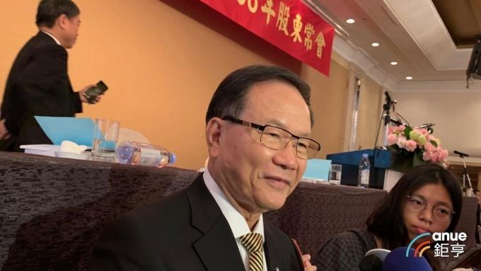 台塑董事長林健男。(鉅亨網資料照)