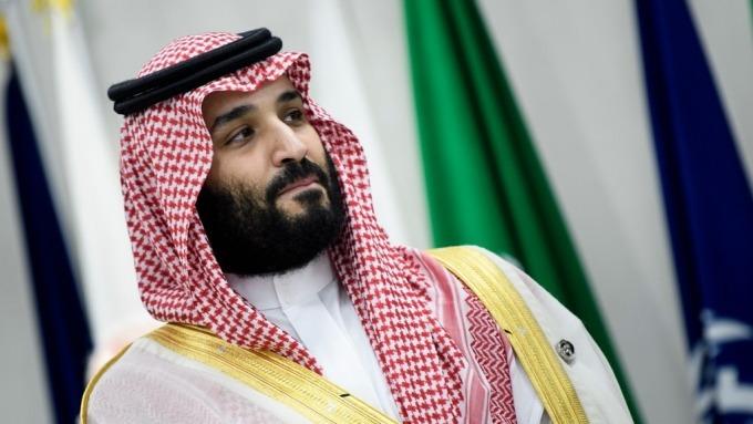 沙國王儲薩爾曼 (Mohammed Bin Salman)  (圖片:AFP)