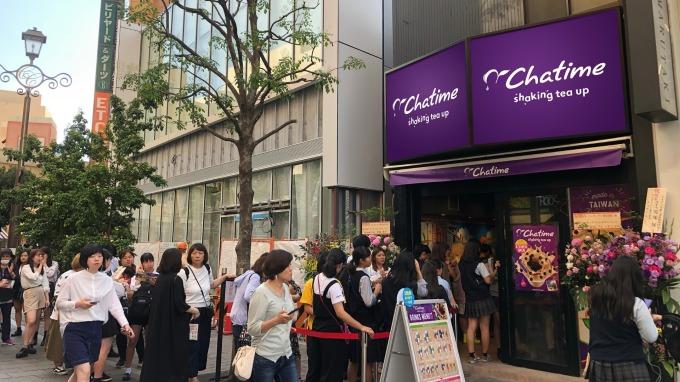 台灣兩大珍奶品牌席捲日本 六角、雅茗提前布局東奧商機