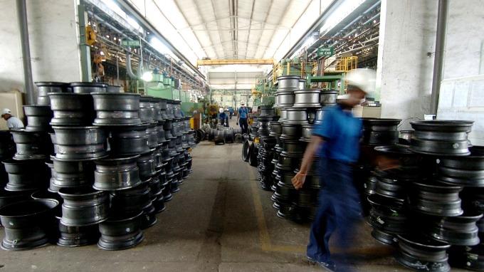 南韓或台灣製部分鋼鐵品 遭美國祭出456%高關稅 (圖片: AFP)
