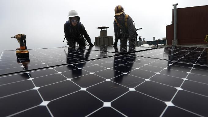 日本大阪瓦斯攜手泰國EP、將於曼谷提供再生能源。(圖片:AFP)