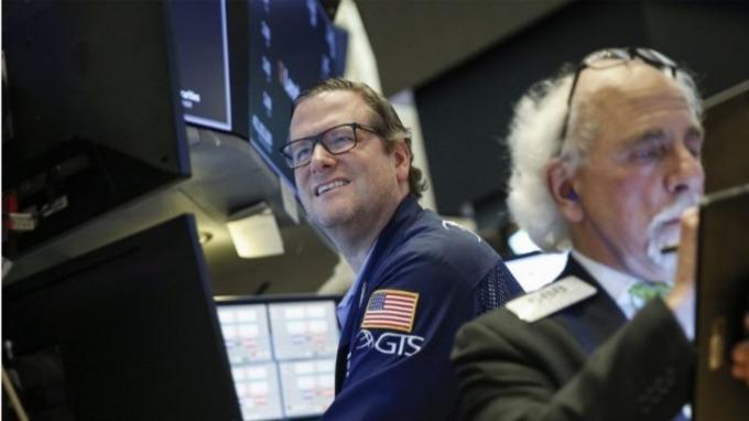 非農報告可能再觸警報 但銀行股正在歡呼 (來源: AFP)