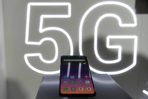 (圖二:5G 是工業革命,鉅亨網 AFP)