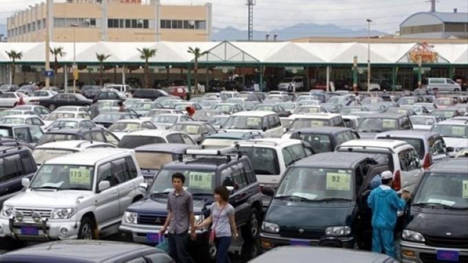 中國長沙傳正籌備「汽車消費補貼」救車市 圖片:AFP
