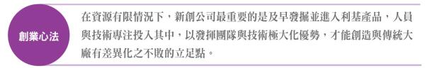 創業心法    國立清華大學科技管理研究所教授兼清華 EMBA 執行長 丘宏昌