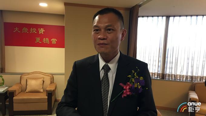 柏文董事長陳尚義。(鉅亨網資料照)