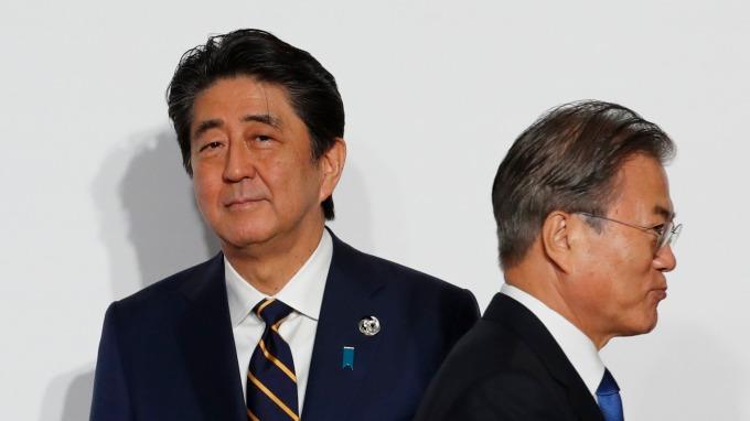 韓國再度要求日方撤回出口限制、三星副會長緊急赴日!(圖片:AFP)