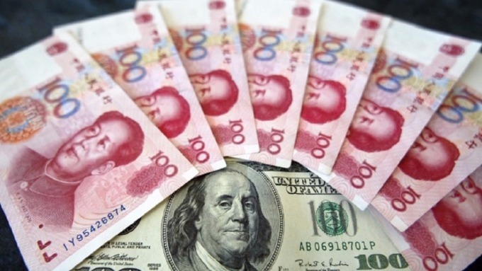 野村:美國可能年底前對中國再加稅 看衰人民幣下半年破七。(圖:AFP)