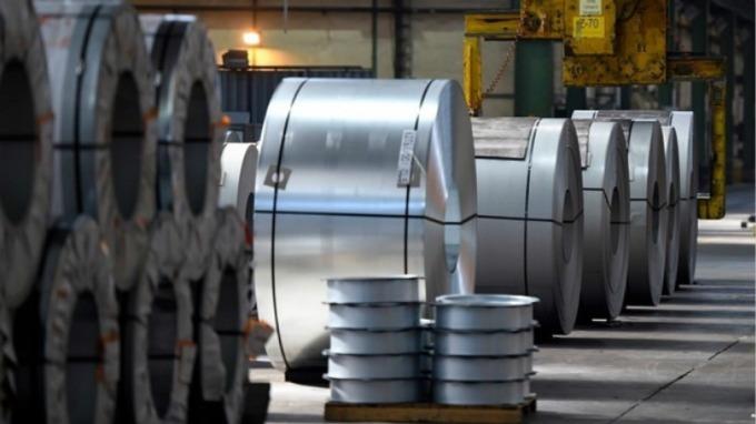 週一美國新關稅大刀砍向中國與墨西哥,將對結構鋼徵收新關稅。(圖片:AFP)