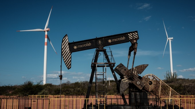 高盛預估,2020年美國頁岩油產量增幅,將超過全球需求增幅。(圖片:AFP)