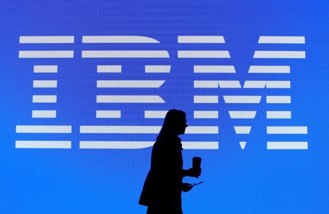 力拼轉型的 IBM 完成其史上最大筆的收購案。(圖片:AFP)