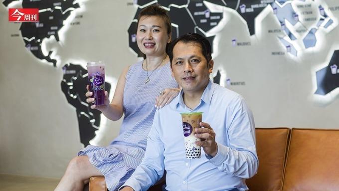 曾在上海慘賠1億、被馬國代理商背叛 日出茶太熬出頭 連菲國第一夫人都來加盟。(圖:AFP)