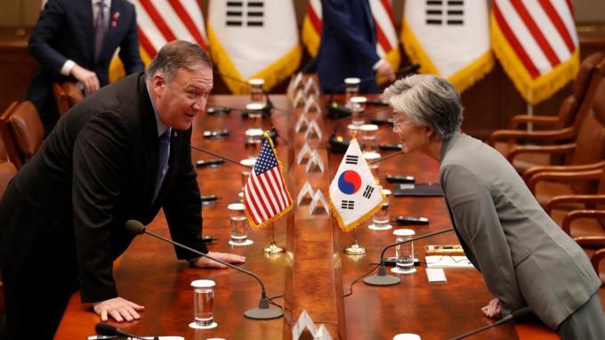 日收緊關鍵原料出口限制 南韓一狀告上美國政府 (圖片:AFP)