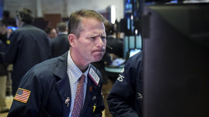 分析師:數據不佳可能拖累美股下挫10%(圖片:AFP)