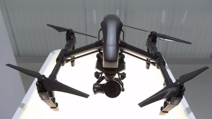 安全、性價比高,美國政府放行大疆無人機(圖片:AFP)