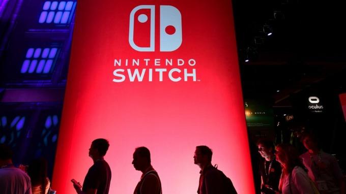 任天堂9月將推新款Switch,台供應鏈可望受惠。(圖:AFP)