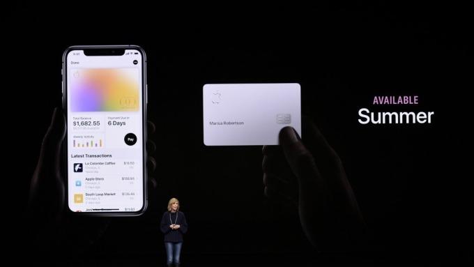 大摩:Apple Pay有望交易額在3年內達到1900億美元(圖片:AFP/Getty Image)
