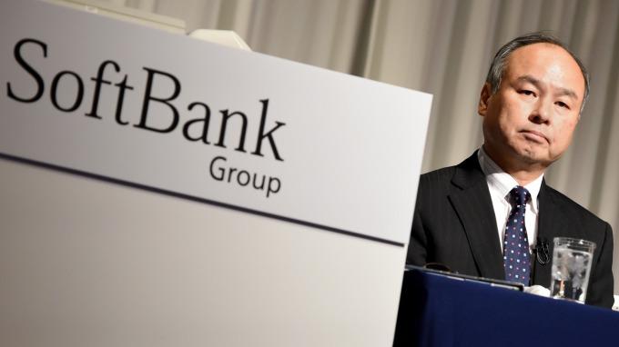 軟體銀行創辦人兼社長孫正義(Masayoshi Son) (圖:AFP)