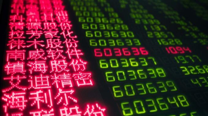 匯豐建議降低防禦性 增持中國股市(圖片:AFP)
