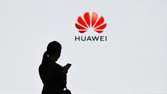 華為將於7/26發表首款5G手機。(圖:AFP)