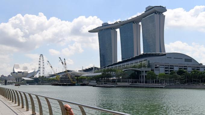 新加坡 Q2 經濟意外大幅萎縮 3.4% 貿易危機重創出口 (圖片:AFP)