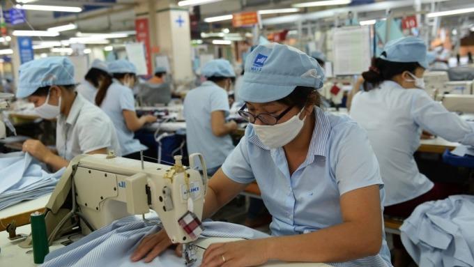 越南為貿易戰最大受惠者 憂心成美國下一個課稅目標 (圖片:AFP)