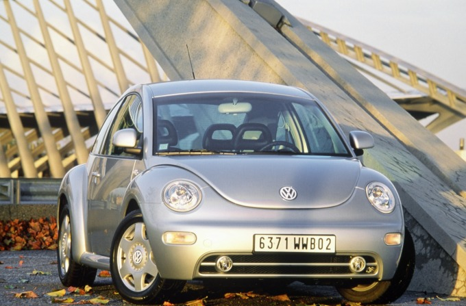 New Beetle (图片:AFP)