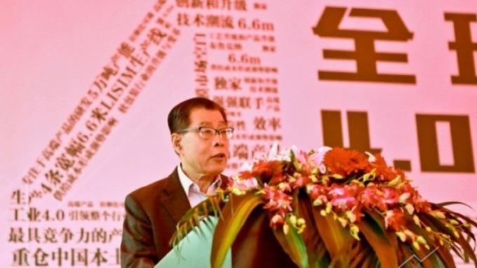 綠悅-KY董事長王哲夫。(圖:綠悅提供)