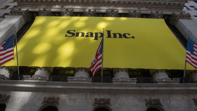 今年已漲180% 華爾街看好Snap:下半年必買 還有得漲!(圖片:AFP)